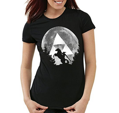 tee shirt zelda original pour homme et femme. Black Bedroom Furniture Sets. Home Design Ideas
